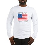 Vote for Jeb Bush Long Sleeve T-Shirt