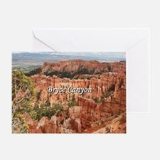 Funny Bryce canyon national park Greeting Card