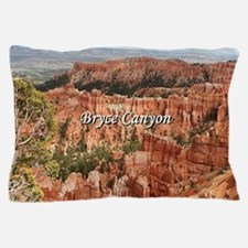 Cute National parks bryce canyons Pillow Case