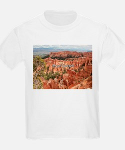 Bryce Canyon, Utah (caption) 20 T-Shirt