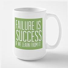 Failure is Success Mugs
