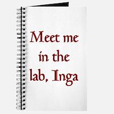 inga lab Journal