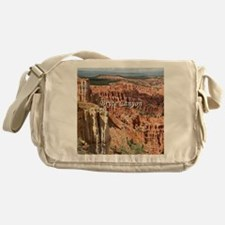 Cute Bryce Messenger Bag