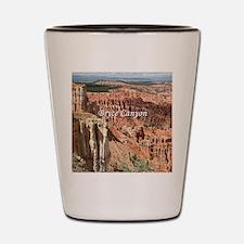 Cute Canyoning Shot Glass