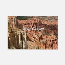 Cute Bryce canyon Rectangle Magnet