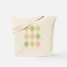 Unique Earthtones Tote Bag