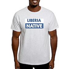 LIBERIA native T-Shirt
