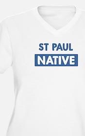 ST PAUL native T-Shirt