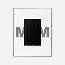 MOM - Charcoal Pink Picture Frame