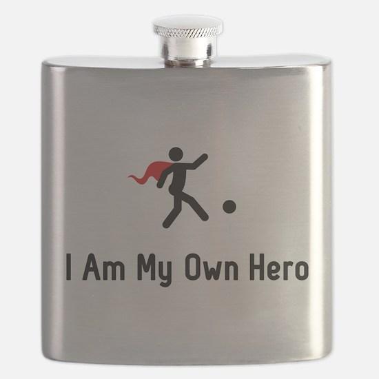 Kickball Hero Flask