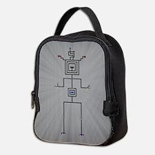 Wired Neoprene Lunch Bag
