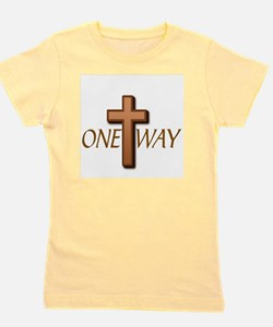 Unique Calvary Girl's Tee