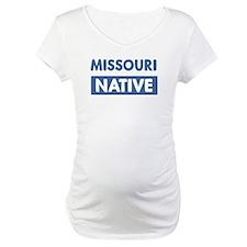 MISSOURI native Shirt