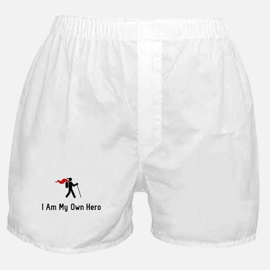 Hiking Hero Boxer Shorts