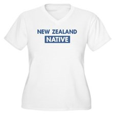 NEW ZEALAND native T-Shirt