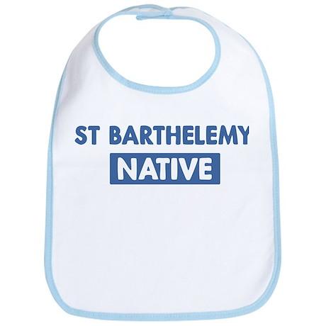 ST BARTHELEMY native Bib