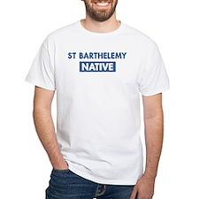 ST BARTHELEMY native Shirt