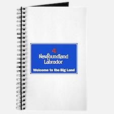 Welcome to Newfoundland & Labrador,Canada Journal