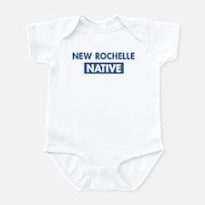 NEW ROCHELLE native Infant Bodysuit