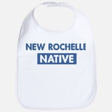 NEW ROCHELLE native Bib