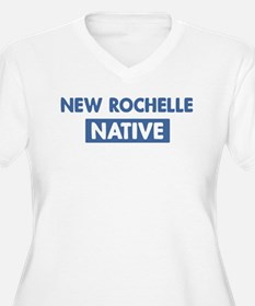 NEW ROCHELLE native T-Shirt