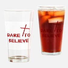 Funny Calvary Drinking Glass