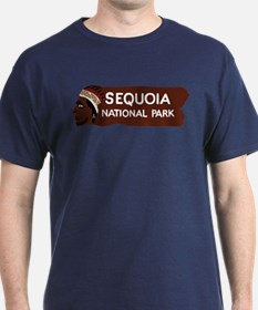 Sequoia National Park, California - U T-Shirt