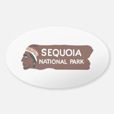 Sequoia National Park, California - Decal