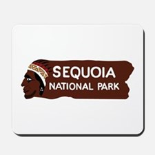 Sequoia National Park, California - USA Mousepad
