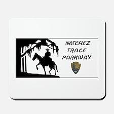 Natchez Trace Parkway, Alabama - USA Mousepad