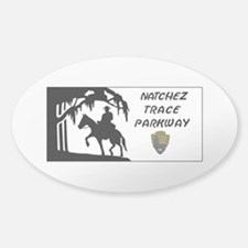 Natchez Trace Parkway, Alabama - US Decal