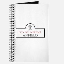 Anfield Borough, Liverpool, UK Journal