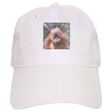 Explosive Animal - Orangutan baby Baseball Cap