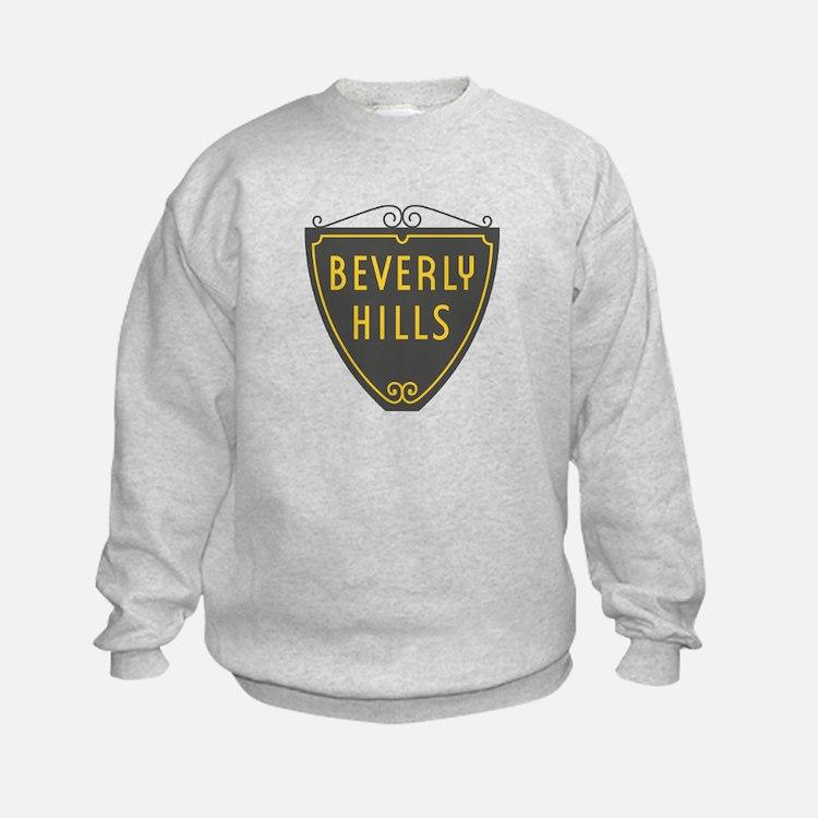 Beverly Hills, LA, California - US Sweatshirt