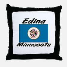 Edina Minnesota Throw Pillow