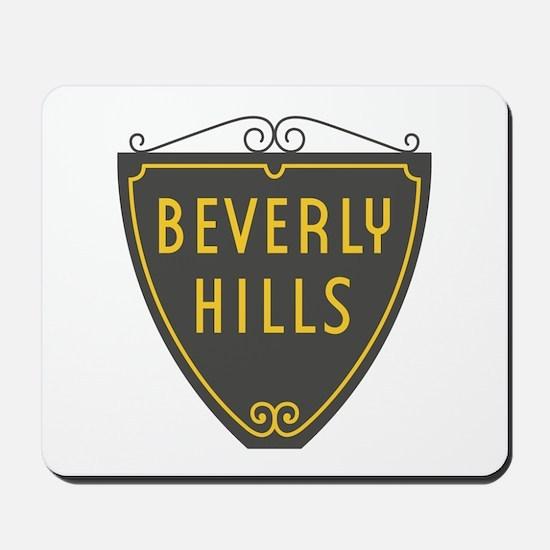 Beverly Hills, LA, California - USA Mousepad