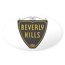 Beverly Hills, LA, California - USA Decal