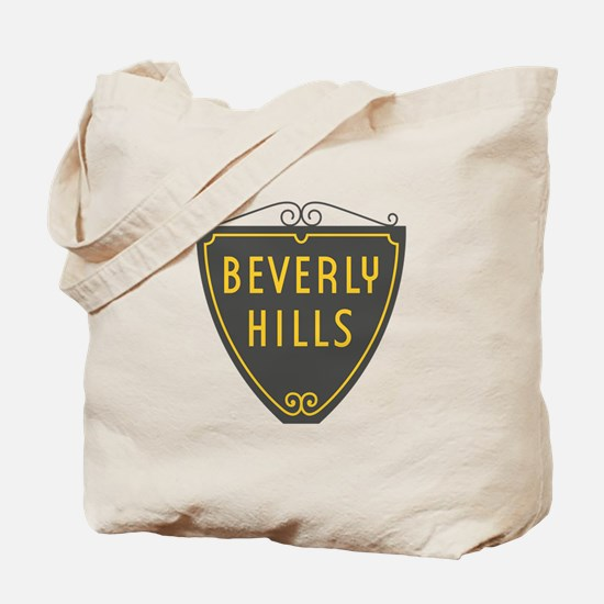 Beverly Hills, LA, California - USA Tote Bag