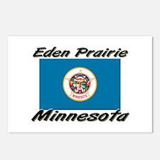 Eden Prairie Minnesota Postcards (Package of 8)
