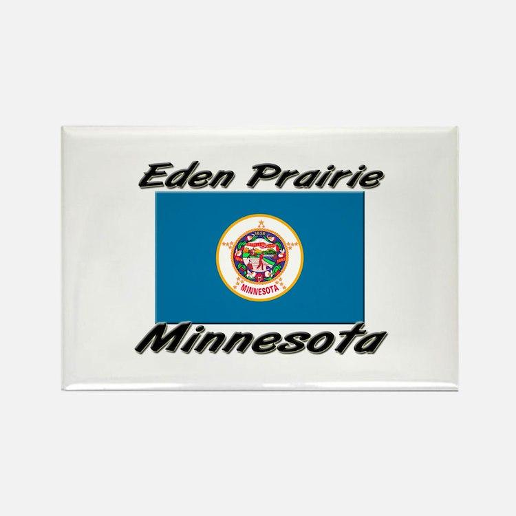 Eden Prairie Minnesota Rectangle Magnet