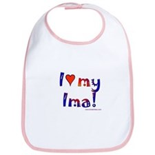 I love my Ima Bib