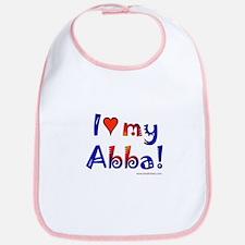 I love my abba Bib