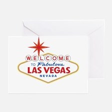 Welcome to Fabulous Las Greeting Cards (Pk of 10)