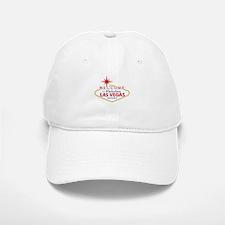 Welcome to Fabulous Las Vegas, NV Baseball Baseball Cap
