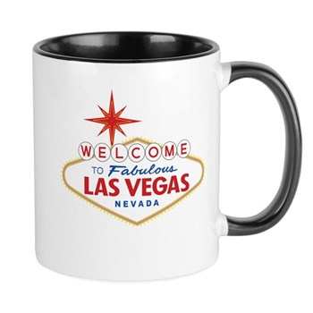 Welcome to Fabulous Las Vegas, NV Mug