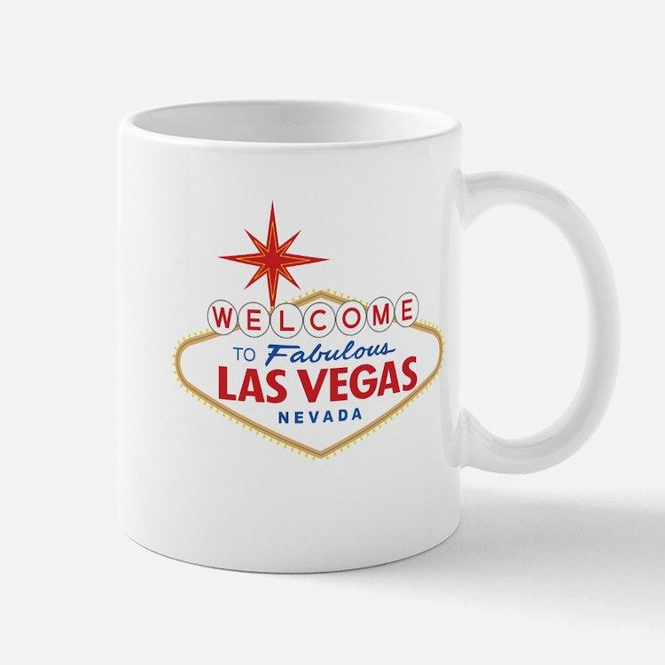 Welcome to Fabulous Las Vegas, NV Mug