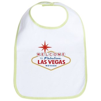 Welcome to Fabulous Las Vegas, NV Bib