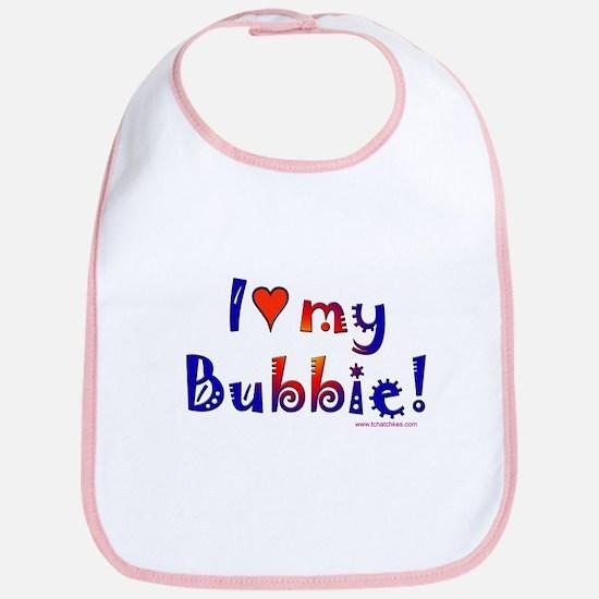 I love my Bubbie Bib