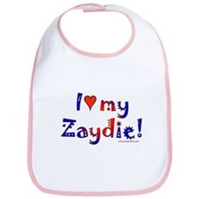 I love my Zaydie Bib