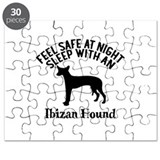Ibizan hound Puzzles